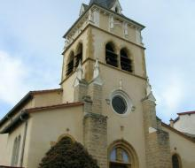Eglise de Brussieu