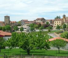 Le village aux deux clochers
