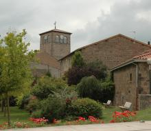 Le village de St Laurent de Chamousset