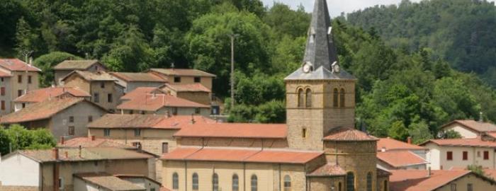 Le village de Saint Clément les Places